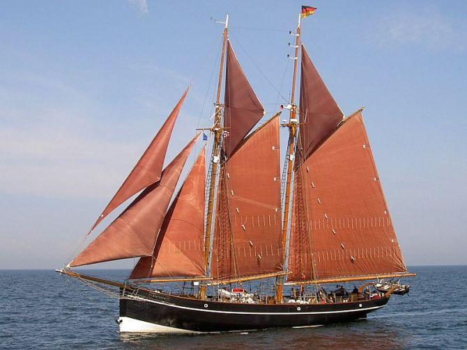Atalanta am Wind